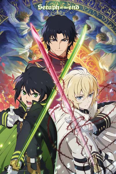 Seraph of the End - Trio