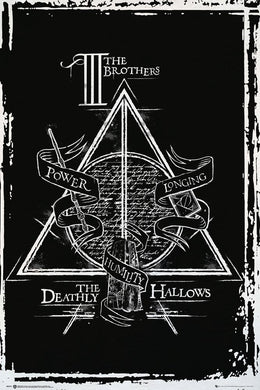 Harry Potter - Deathly Hallows Graphic