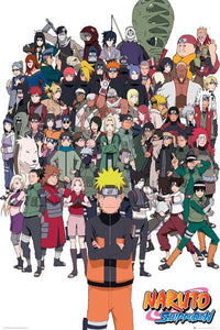 Naruto Shippuden - Group