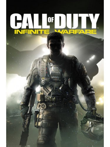 Call Of Duty - Infinite Warfare Key Art