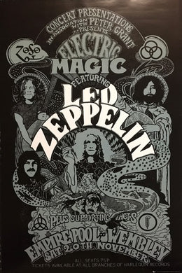 Led Zeppelin - Electric Magic