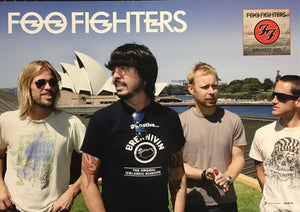 Foo Fighters Greatest Hits - Sydney
