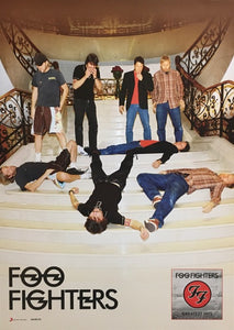 Foo Fighters Greatest Hits - Stairs
