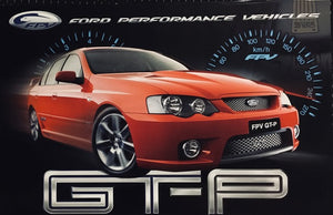 Ford  - FPV GT-P