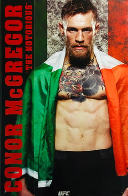UFC - Connor McGregor The Notorious