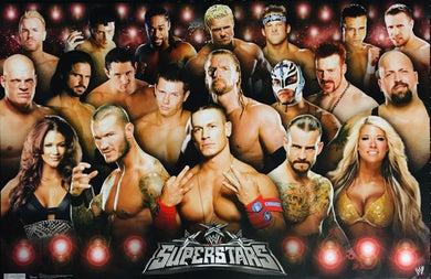 WWE - SuperStars II
