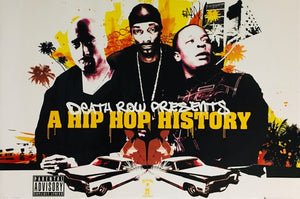 Death Row Records - A Hip Hop History