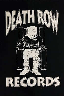 Death Row Records - Black