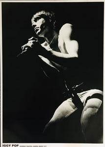 Iggy Pop - Rainbow Theatre 1977