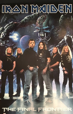 Iron Maiden - The Final Frontier - Group