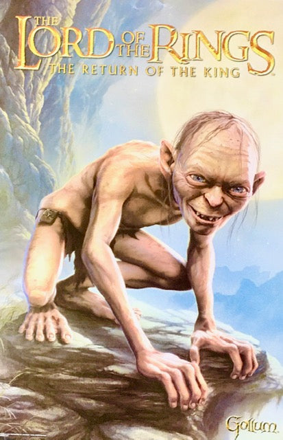 Lord of the Rings - The Gollum
