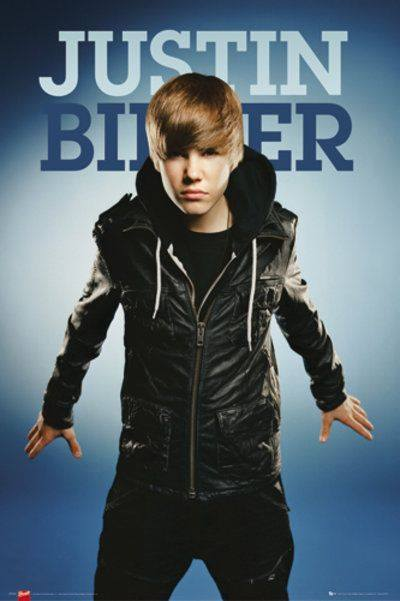 Justin Bieber - Leather Jacket