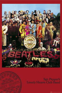 Beatles - Sergeant Pepper's ( Red )