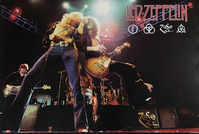 Led Zeppelin - Live On Stage