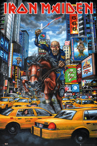 Iron Maiden - New York