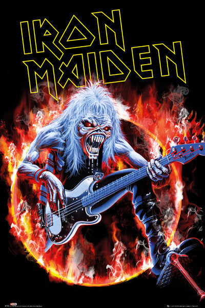 Iron Maiden - Fear Live