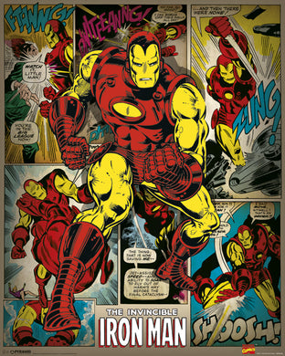 Ironman - Invincible