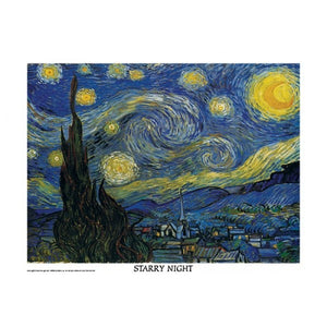 Starry Night - Van Gogh