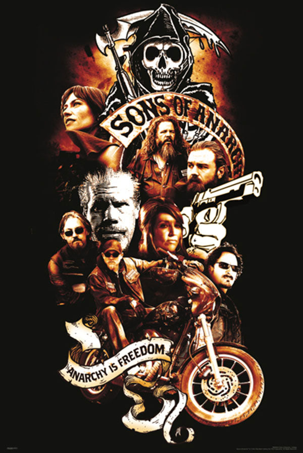 Sons of Anarchy - Collage