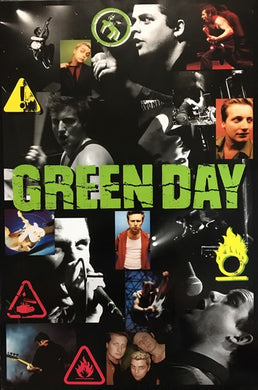 Greenday - Collage