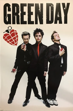 Greenday - Red Grenade