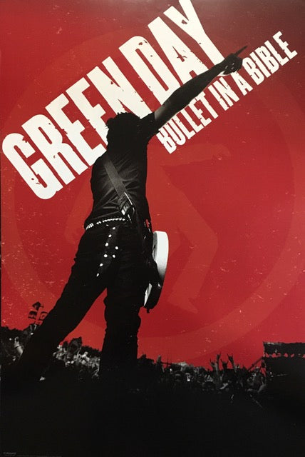 Greenday - Bullet In A Bible