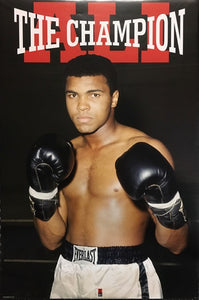 Muhammad Ali - Ali, The Champion