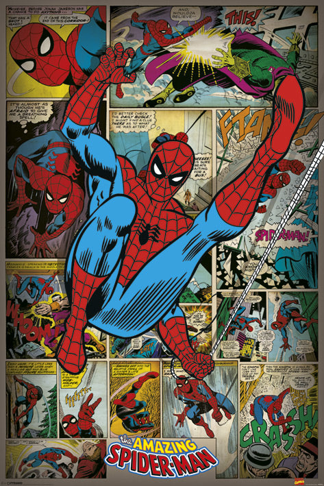 Spiderman - Comic