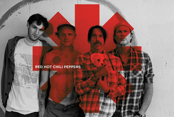 Red Hot Chilli Peppers - Red Asterisk