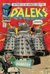 Dr Who - Daleks Comic