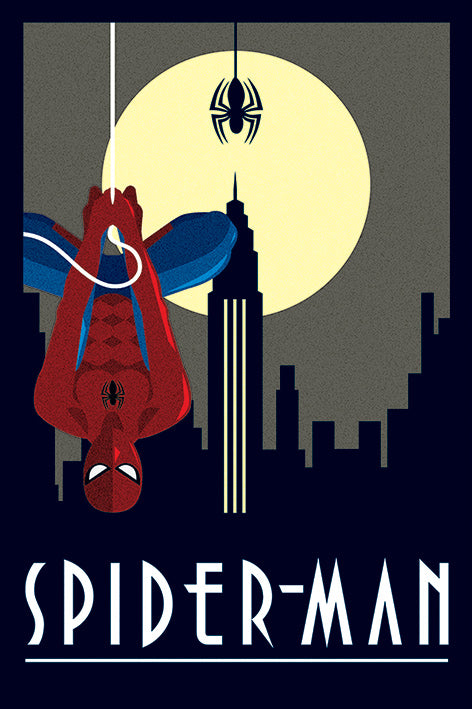 Spiderman - Art Decor