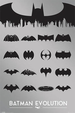 Batman - Logo Evolution