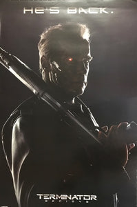 Terminator Genisys - He's Back