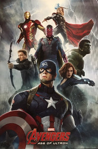 Avengers Age of Ultron - Group