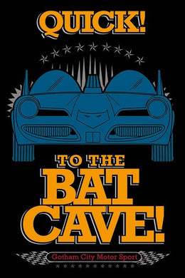 Batman - To The Bat Cave!
