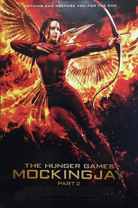 The Hunger Games - Mockingjay Pt 2 - One Sheet