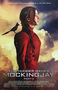 The Hunger Games - Mockingjay Pt 2