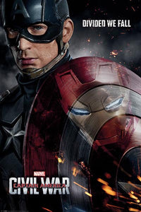 Captain America - Divided We Fall