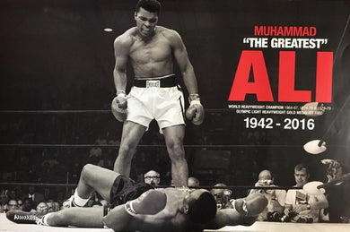 Muhammad Ali - The Greatest 1942 - 2016