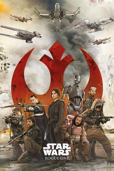 Star Wars Rogue One - Rebels