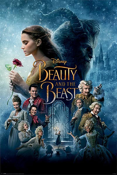 Beauty and the Beast - Montage