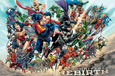 Justice League - Rebirth