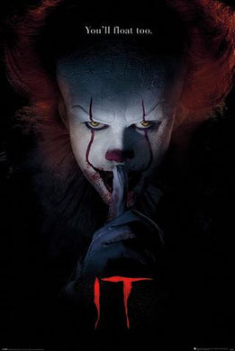 IT - You'll Float Too