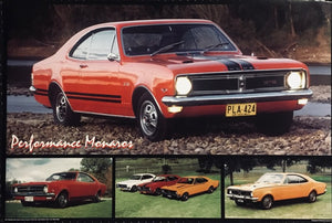 Holden - Performance Monaro ( EXCLUSIVE - ONLY ONE AVAILABLE! )