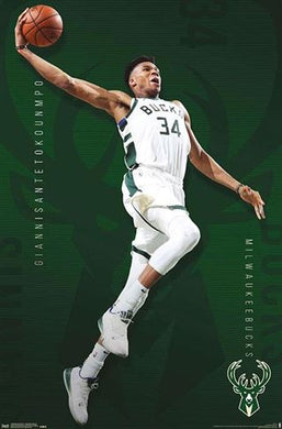 NBA - Milwaukee Bucks - Giannis Antetokounmpo