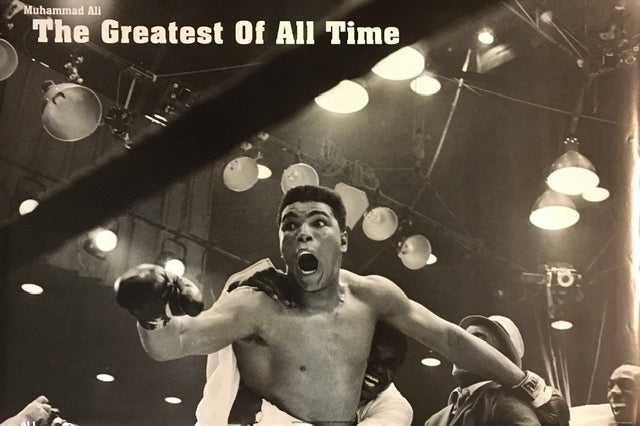 Muhammad Ali - The Greatest Of All Time
