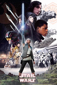 Star Wars The Last Jedi - Split