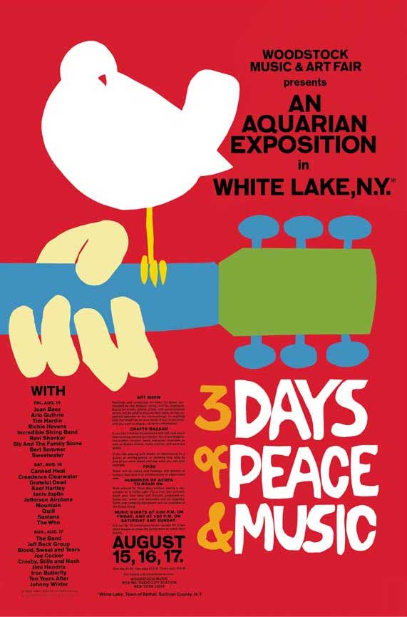 Woodstock - 3 Days
