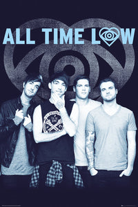 All Time Low - Blue