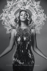 Beyoncé - Mrs Carter Black and White